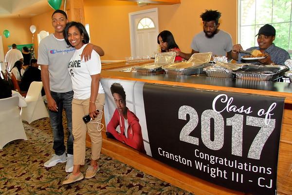 Cranston Wright III- Class of 2017
