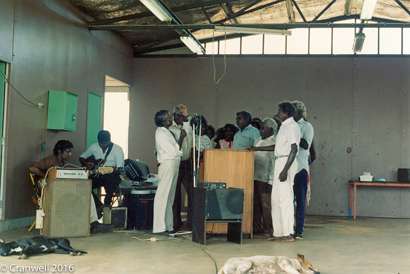 Bayulu Convention Easter 1989