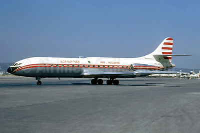 Fire broke out en route from Marseille to Biskra, crash landed near Hassi Messaoud Airport on July 26, 1969, 33 killed