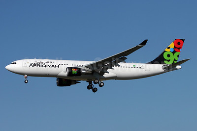 Flight 771 crashed on approach to Tripoli on May 12, 2010, one survived