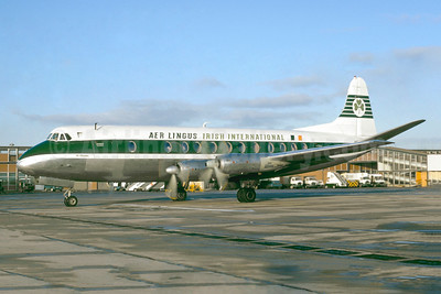 """St. Phelim"", crashed in Irish Sea on Cork-Heathrow flight, March 24, 1968"
