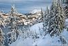 Crater Lake Winter Wonderland