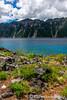 Hiking Wizard Island