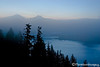 Last Light at Crater Lake
