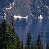 Phantom Ship Island, Crater Lake National Park, Oregon