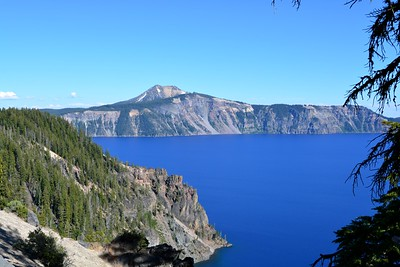 Crater Lake from East Shore Drive