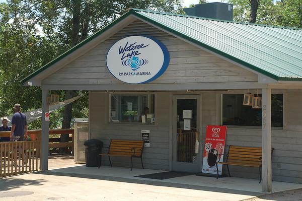 Lake wateree RV Park 2013 06 15