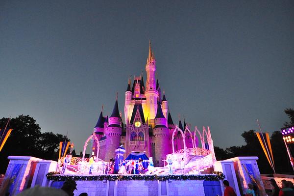 Disney Vacation 2014