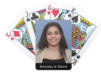 Rachel Playing Cards