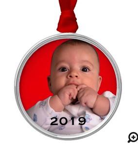 Baby Steven Ornament