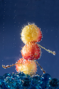 Bubbly Cherries - From Photo Ops Room