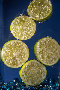 Bubbly Limes  - From Photo Ops Room