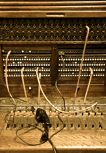 Telephone Switchboard, Arizona