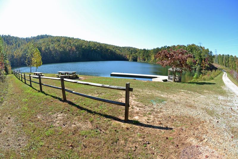 Fawn Lake, Dupont, NC