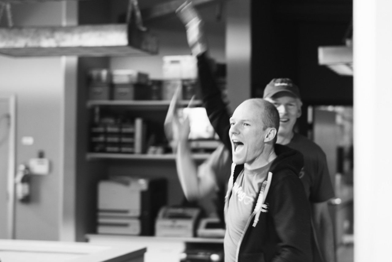 7 days until launch. Chief Geek Don MacAskill and his Dad/Co-Founder Baldy react to the news that David Pogue of the NYTimes will write an exclusive article on the new SmugMug. It's a dream come true for a small, home-grown company like ours.