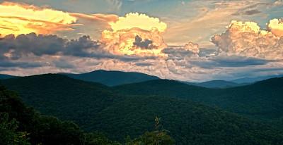 Blue Ridge Parkway © Sparkle Clark