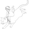 Riding a Cat