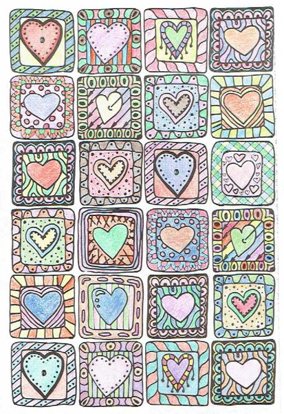 Page of Hearts