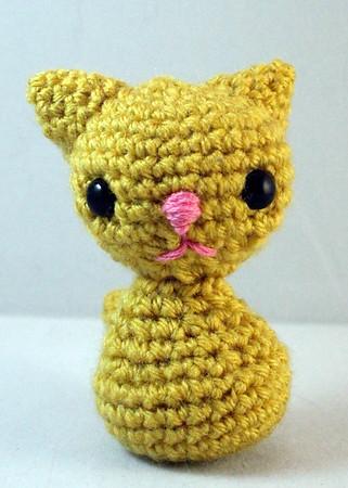 Little Yellow Kitten