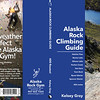This design was created by Mike Barcom and was the cover for the first Alaska Rock Climbing Guide.