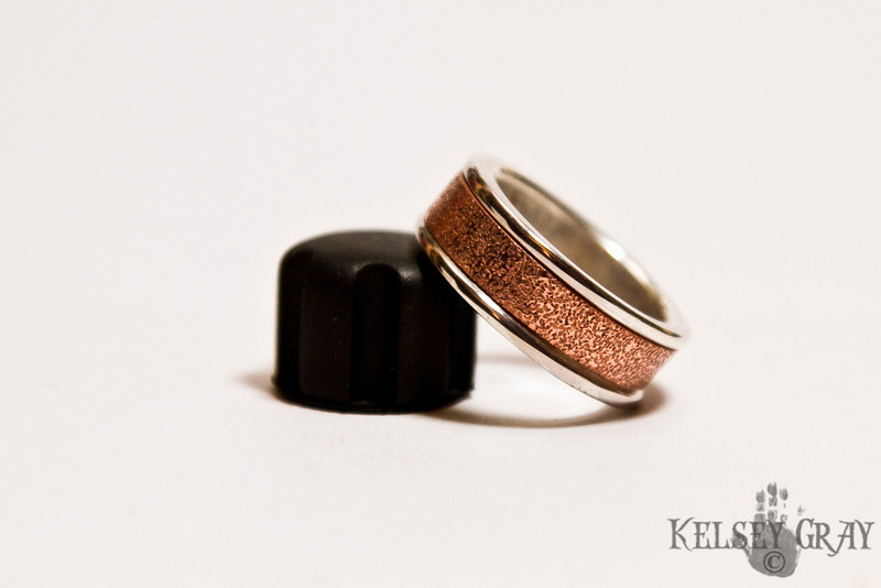 Copper and Silver Band