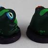Miserable Toad Shapeshift