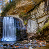 Looking Glass Falls in HDR<br /> © Sparkle Clark