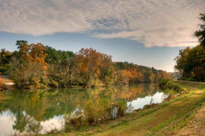 Riverfront Park Canal at North End in HDR again<br /> © Sparkle Clark