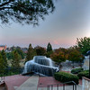 Finlay Park fountain at dusk, HDR<br /> © Sparkle Clark