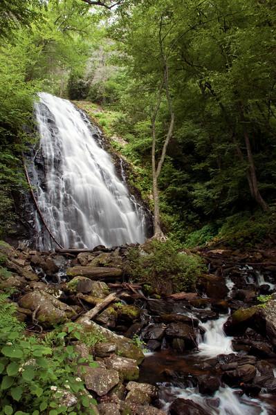 Crabtree Falls (NC)<br /> © Sparkle Clark