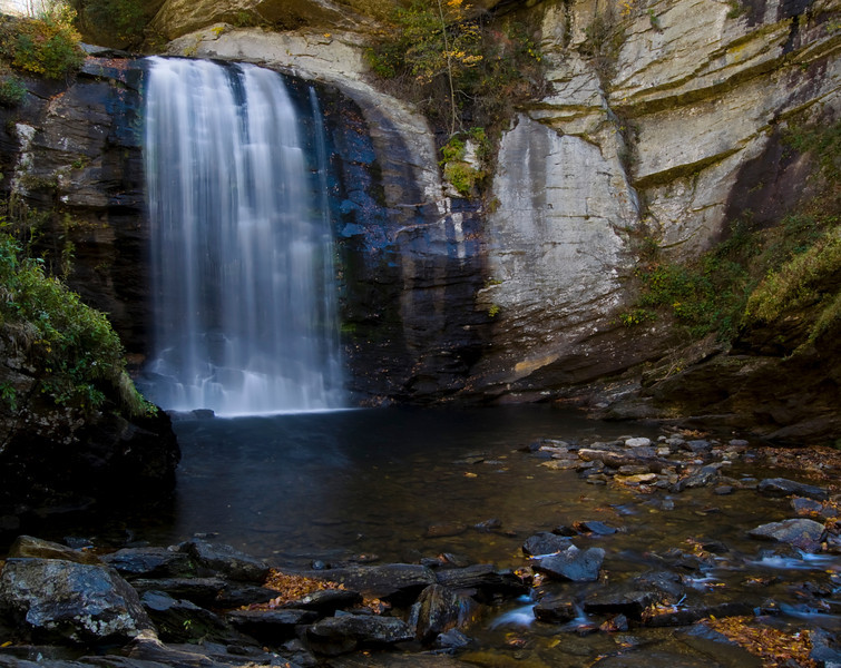 Looking Glass Falls<br /> © Sparkle Clark