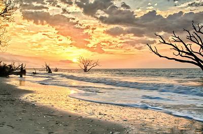 Botany Bay Sunrise (lighter) © Sparkle Clark