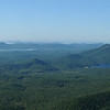 View of Table Rock from Caesar's Head Observation Deck<br /> <br /> © Sparkle Clark