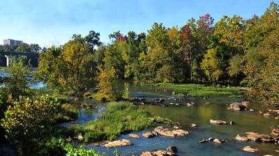 Riverfront Park Autumn Colors © Sparkle Clark