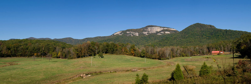 Pastoral Panorama of Table Rock<br /> © Sparkle Clark