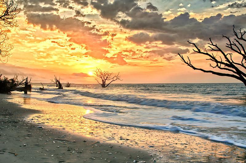 Botany Bay April Sunrise<br /> © Sparkle Clark