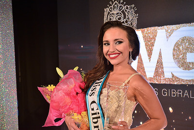 MISS GIBRALTAR 2018 - Official event images
