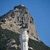Europa Point in Gibraltar on the 5th April 2017