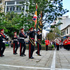 The Royal Anglian Regiment Freedom of the City Parade in Gibraltar