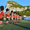 The Straits Games held in Gibraltar 2014. Opening day on the 30th May 2014 at Vitcoira Stadium