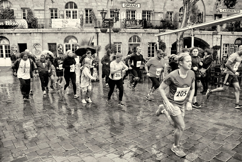 Boxing Day Fun Run 2017, Gibraltar