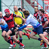 Rugby - Gibraltar beats Finland 22-17 at the Victoria Stadium, Gibraltar