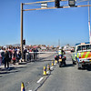 Frontier delays at the Gibraltar-Spain border