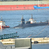 US Nuclear submarine arrives in Gibraltar for short stay