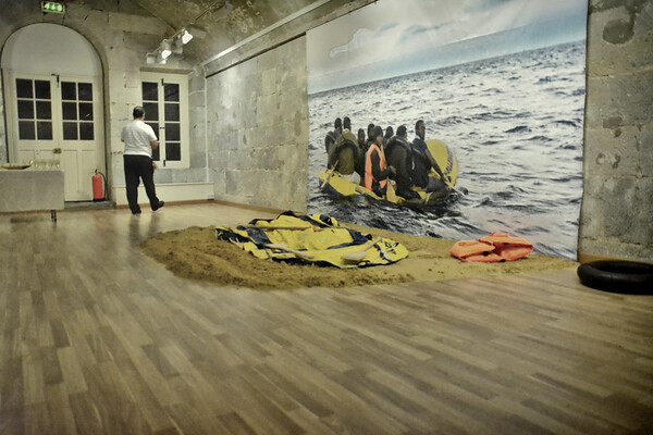 SOS - An exhibitions with a conscience