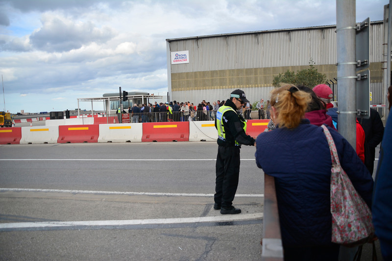 Security increased in Gibraltar following London attacks