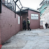 Gibraltar - Polling station doors open for first votes