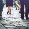 Urban life, city life brought to life through feet waling the streets. Part of a collection of images created by Stephen Ignacio during the period 2012 and 2013. All images are available to view in Hi-res or purchase under specific licence agreements from http://corephotographygibraltar.com/gallery/Fine-Art-Images/G0000rx7jQQgo3QQ/C0000mU4dcohCnHY