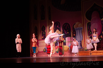 Janice as Clara in The Nutcracker-17