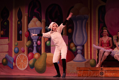 Janice as Clara in The Nutcracker-29
